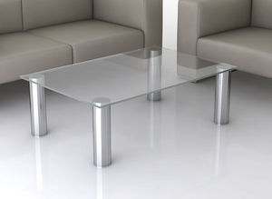swanky design - manhattan coffee table - Table Basse Rectangulaire