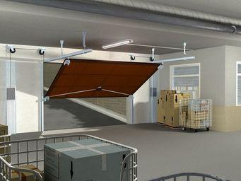 Mantion - sportub - s�rie 4000 portes basculantes - Porte Coulissante