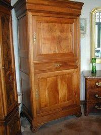 Au Mobilier Vendéen - cabinet louis philippe - Cabinet