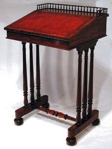 BAGGOTT CHURCH STREET - rosewood writing desk - Meuble Écritoire