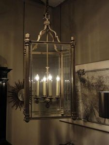 PELAZZO LEXCELLENT ANTIQUITES - lantern - Lanterne D'int�rieur