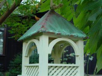 Wildlife world - bempton hanging bird feed table - Mangeoire À Oiseaux