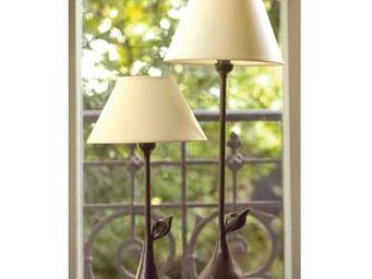 La maison de Brune - moyenne clara - Lampe À Poser
