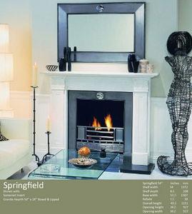 Acquisitions (fireplaces) -  - Cheminée À Foyer Ouvert
