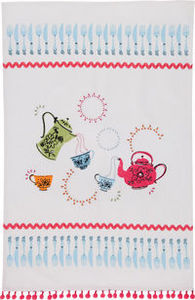 Ulster Weavers - gloria cotton tea towel - Torchon