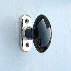 Replicata - fenstergriff oval - Poignée De Fenêtre