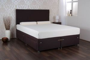 TEMPUR - the grosvenor bed by tempur - Matelas À Ressorts