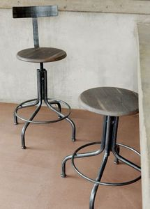 ARTCOPI -  - Chaise Haute De Bar
