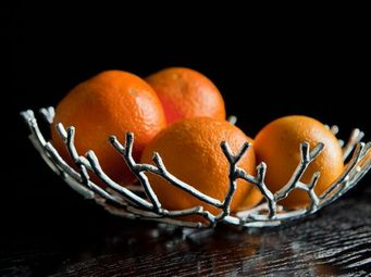Flamant -  - Coupe � Fruits
