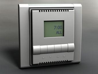 Wimove - horloge radio programmable 4 canaux pour volets ba - Centrale De Commande Domotique