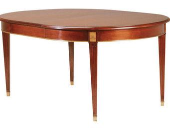 Taillardat - agnes - Table De Repas Ovale