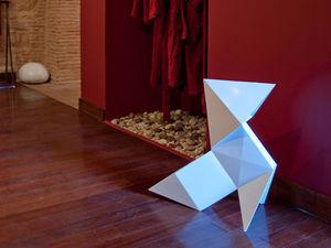 NATHALIE BE - origami leonie - Lampe � Poser � Led