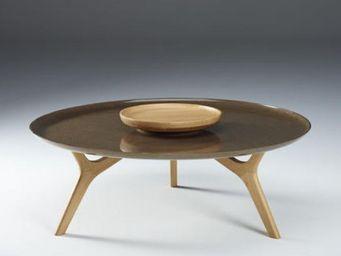 SAINTLUC - dual - Table Basse Avec Plateau