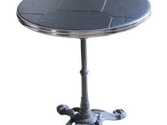 Le Trefle Bleu - 60 - Plateau De Table Bistrot