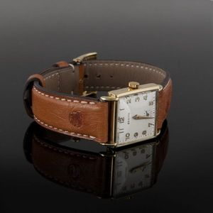 Expertissim - zenith. montre-bracelet de dame en or - Montre