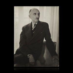 Expertissim - mauriac françois (1885-1970) - Photographie