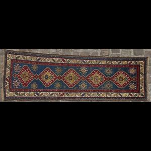 Expertissim - tapis chirvan, caucase - Tapis De Couloir