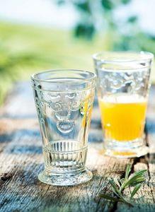 La Rochere - long drink versailles - Verre � Orangeade