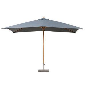 Maisons du monde - parasol rectangle gris oléron - Parasol