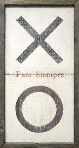 Sugarboo Designs - art print - xo para siempre - Tableau D�coratif