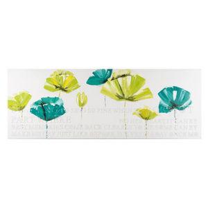 Maisons du monde - toile fleur de printemps - Tableau Décoratif