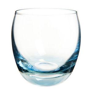 MAISONS DU MONDE - gobelet dégradé lustré bleu - Verre À Whisky