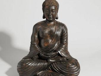 Maisons du monde - bouddha assis - Bouddha