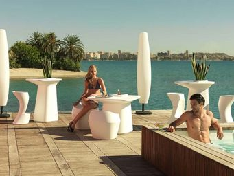 VONDOM -  - Table De Jardin