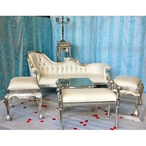 DECO PRIVE - decoration de mariage pack 5 - Salon
