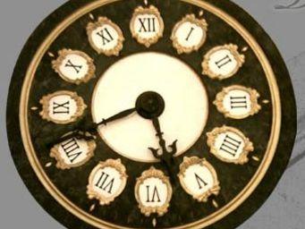 Luc Perron -  - Horloge De Cuisine