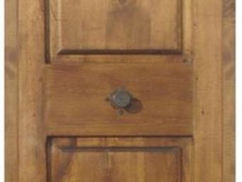 Portes Anciennes - modèlelouis xiii 2 panneaux - Porte De Communication Pleine