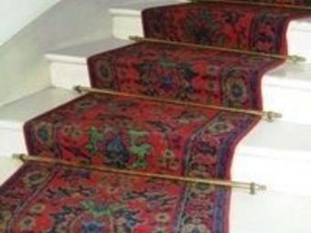 Moquettes A3C CARPETS - tapis d'escalier smyrne classique 1203 - Tapis D'escalier