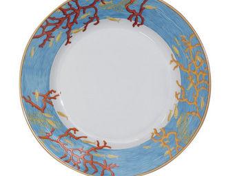 Haviland - oc�ane - Assiette De D�gustation