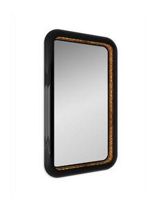 BOCA DO LOBO - ring rectangular - Miroir