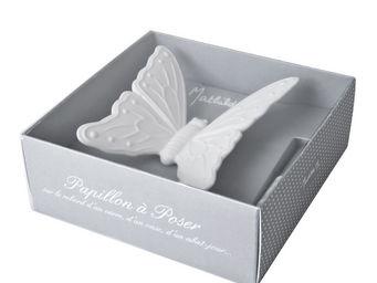 Mathilde M - grand papillon, parfum voltige - Décoration De Table