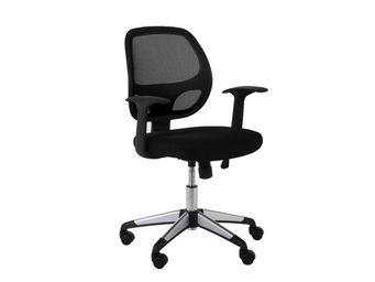 ACHATDESIGN - chaise de bureau roxy noir - Chaise De Bureau