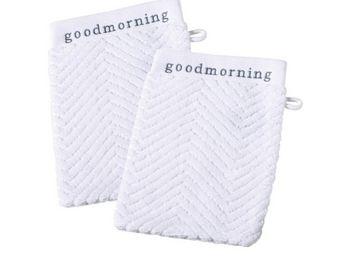 Aquanova - good morning - Gant De Toilette