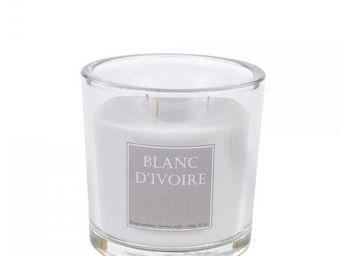 BLANC D'IVOIRE - baie des moussons - Bougie Parfum�e