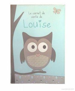 BABY SPHERE - prot�ge carnet de sant� hibou - Prot�ge Carnet De Sant�