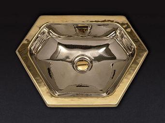 Cristal Et Bronze - australia - Vasque À Encastrer