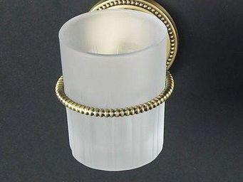 Cristal Et Bronze - etoile de paris - Porte Verre À Dent