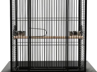 ZOLUX - cage pour perroquet america en m�tal 96x77x151cm - Cage � Oiseaux