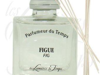 LES LUMIÈRES DU TEMPS - diffuseur d'ambiance - le petit parfumeur du temp - Diffuseur De Parfum Par Capillarité