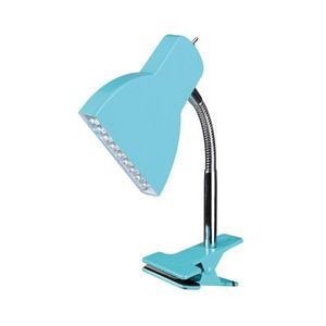 La Chaise Longue - lampe � pince cosylight bleu - Lampe � Pince