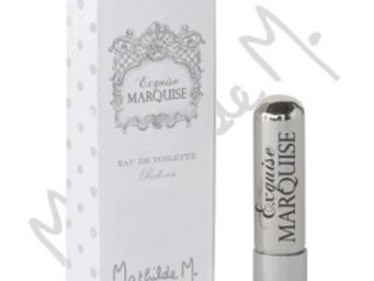Mathilde M - parfum de corps roll-on - exquise marquise - mathi - Eau De Toilette