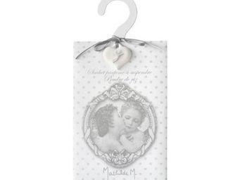 Mathilde M - sachet - cintre parfum� � suspendre, parfum poudre - Sachet Parfum�