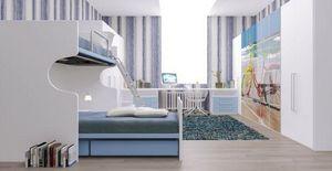 Cia International - set 224 - Lit Mezzanine Enfant