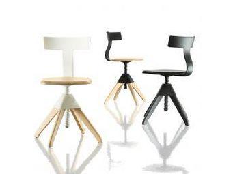 Magis - chaise pivotante design magis tuffy - Chaise De Bureau