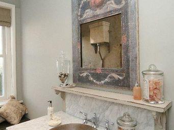 PROVENCE ET FILS -  - Meuble Vasque