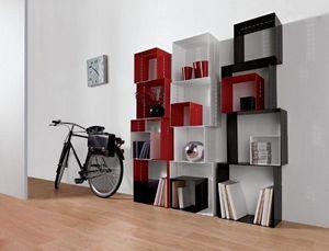 Officinanove -  - Bibliothèque Modulable